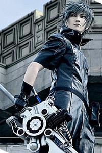 Noctis Lucis Caelum from Final Fantasy versus XIII (Final Fantasy XV)