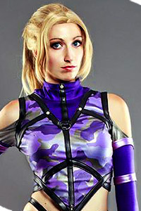Nina Williams from Tekken Tag Tournament 2