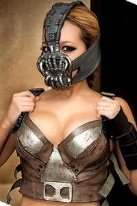Lady Bane from The Dark Knight Rises