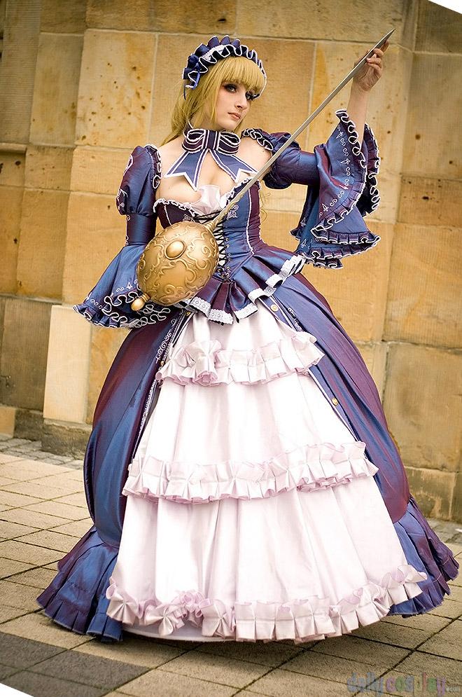 Lia de Beaumont from Le Chevalier D'Eon