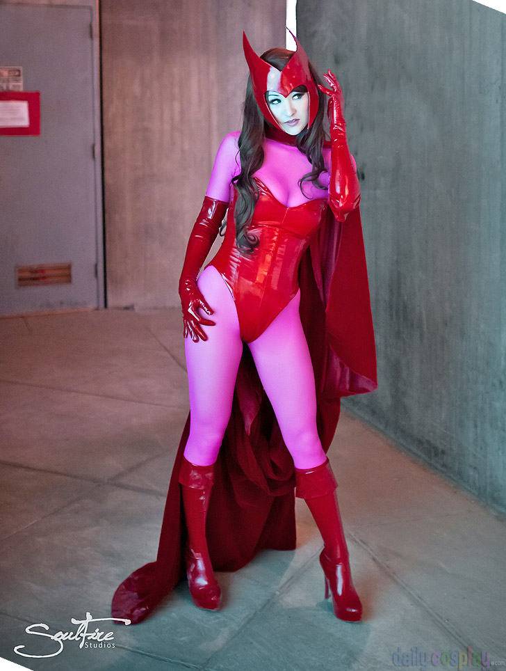 Scarlet Witch from X-Men