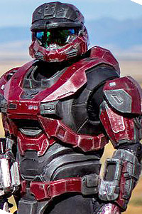 Halo Reach Armor from Halo Reach