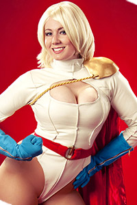 Power Girl / Karen Starr from Superman