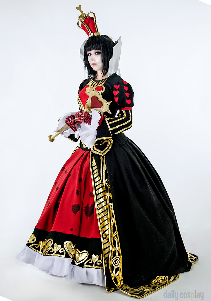 Queen of Hearts from Alice: Madness Returns