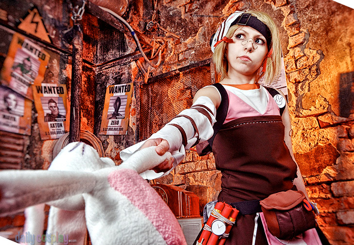 Tiny Tina & Gaige from Borderlands 2