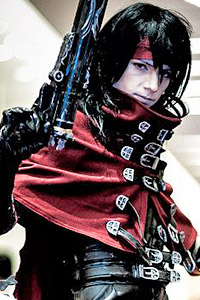 Vincent Valentine from Final Fantasy VII: Advent Children