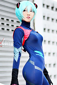 Rei Ayanami Mark 9 Plugsuit from Evangelion: 3.0 You Can (Not) Redo