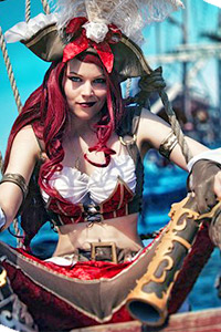 Miss Fortune from League of Legends