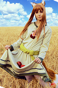 Horo ホロ from Spice and Wolf 狼と香辛料