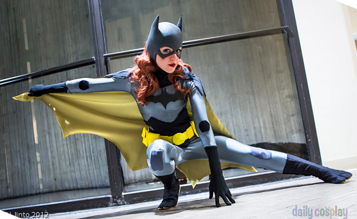 Batgirl / Barbara Gordon from Young Justice: Invasion