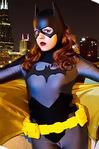 Batgirl / Barbara Gordon from Young Justice: Invasion