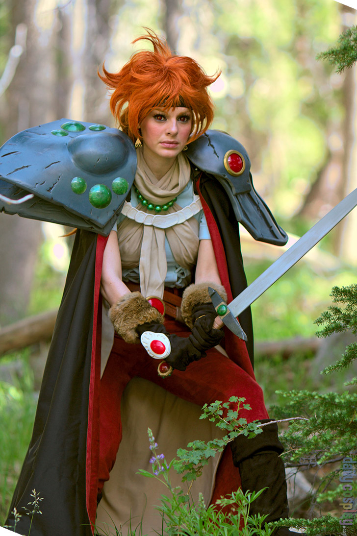 Lina Inverse from The Slayers