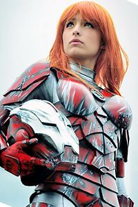 Pepper Potts R.E.S.C.U.E. Armor from Iron Man
