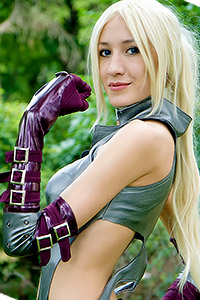 Nina Williams from Tekken