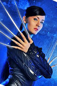 Lady Deathstrike from X-Men 2