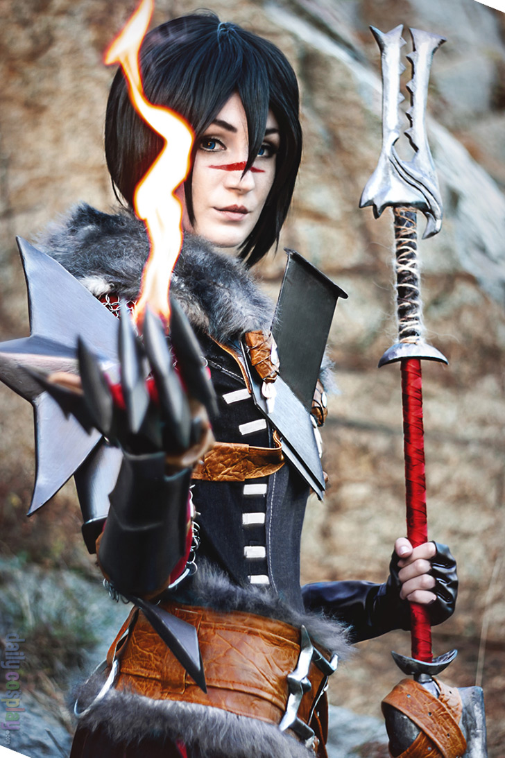 Marian Hawke from Dragon Age II