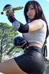 Tifa Lockhart EX Mode from Final Fantasy VII