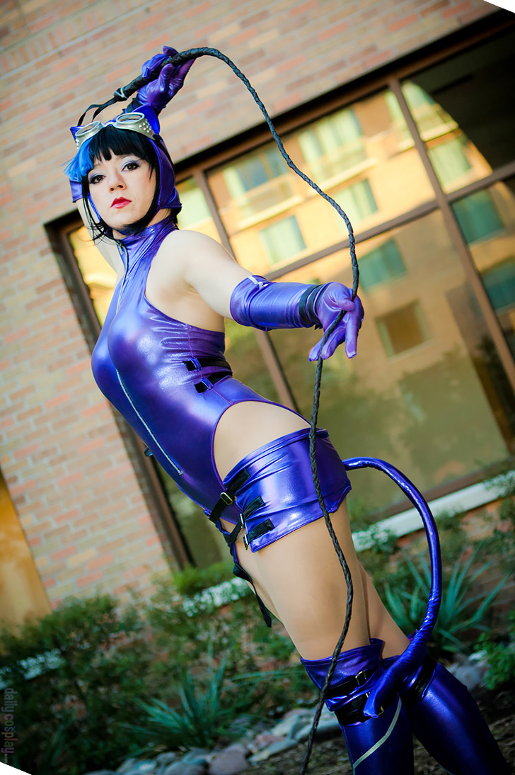 Catwoman Ame Comi Version from DC Comics