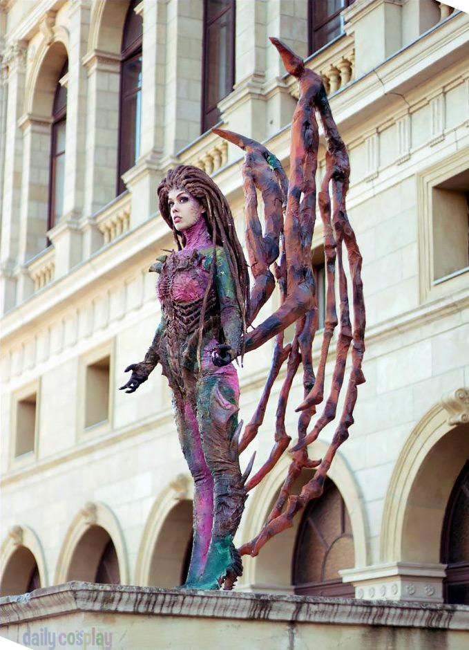 Sarah Kerrigan Queen of Blades from StarCraft
