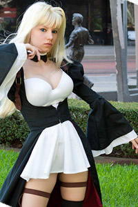 Tsukiumi from Sekirei