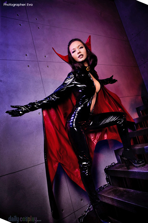 Satana Hellstrom from Marvel Comics