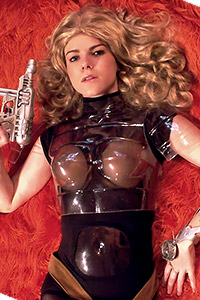 Barbarella Flight Suit from Barbarella