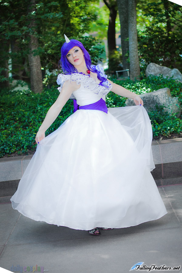 Rarity from My Little Pony: Friendship is Magic