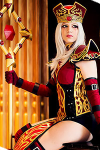 High Inquisitor Whitemane from World of Warcraft