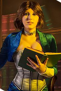 Elizabeth from BioShock: Infinite
