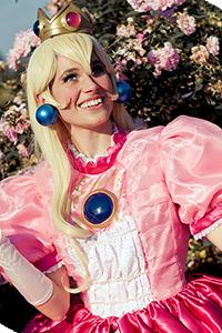 Princess Peach from Super Smash Bros. Brawl