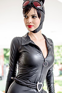 Catwoman from Batman