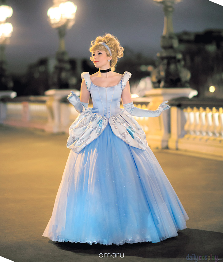 Cinderella from Disney's Cinderella