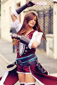 Fiora Cavazza from Assassin's Creed
