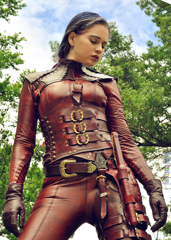 Mord-Sith from Legend of the Seeker