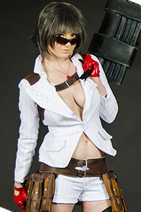 Lady from Devil May Cry 4