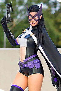 Huntress from Justice League Unlimited