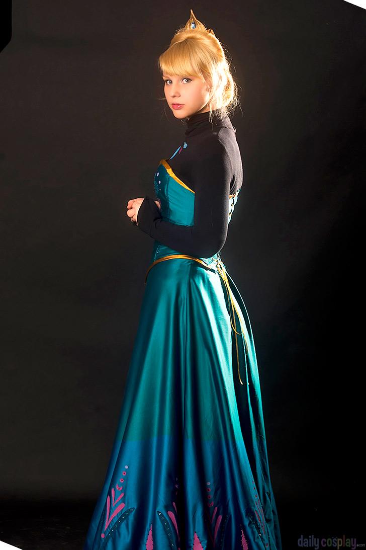 Elsa, Queen of Arrendelle from Disney's Frozen