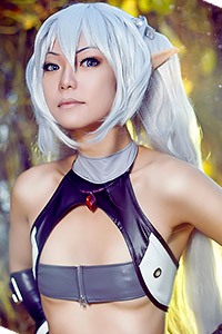 Fyuria from Record of Agarest War