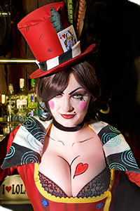 Mad Moxxi from Borderlands: Mad Moxxi's Underdome Riot