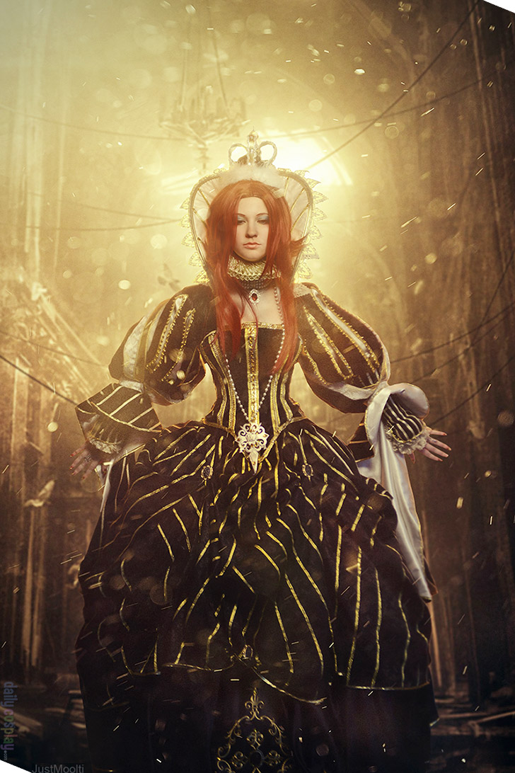Esther Blanchett from Trinity Blood (Artbook)