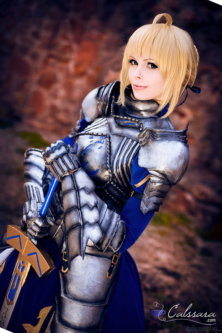 Saber (Gift Figure Version) from Fate/Stay Night