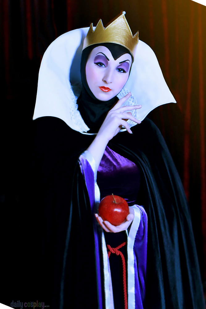 The Evil Queen from Snow White and the Seven Dwarfs