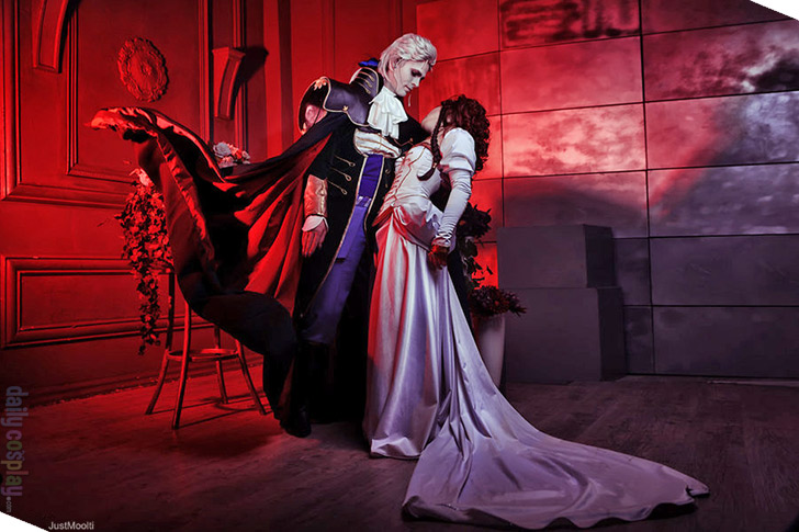 Charlotte Elbourne & Meier Link from Vampire Hunter D: Bloodlust
