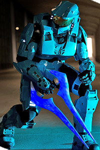 Spartan Armor from Halo