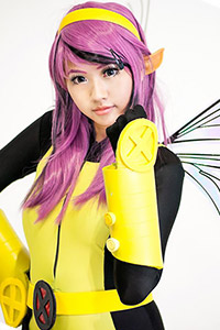 Pixie from X-Men