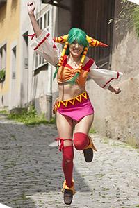 Feena from Grandia
