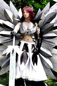 Erza Scarlet Heaven's Wheel Armor from Fairy Tail