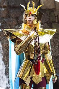 Virgo no Shaka from Saint Seiya