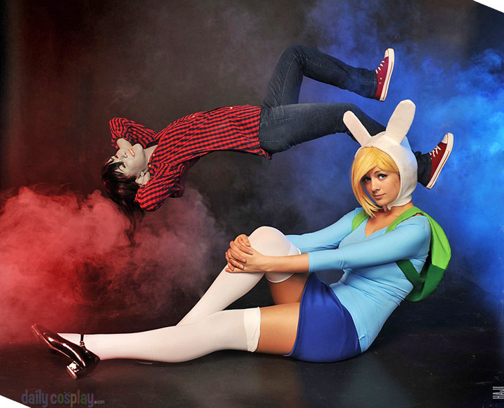 Fionna from Adventure Time with Fionna & Cake