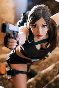 Lara Croft from Tomb Raider Underworld